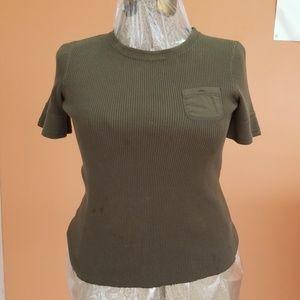 Ralph Lauren Olive Shirt